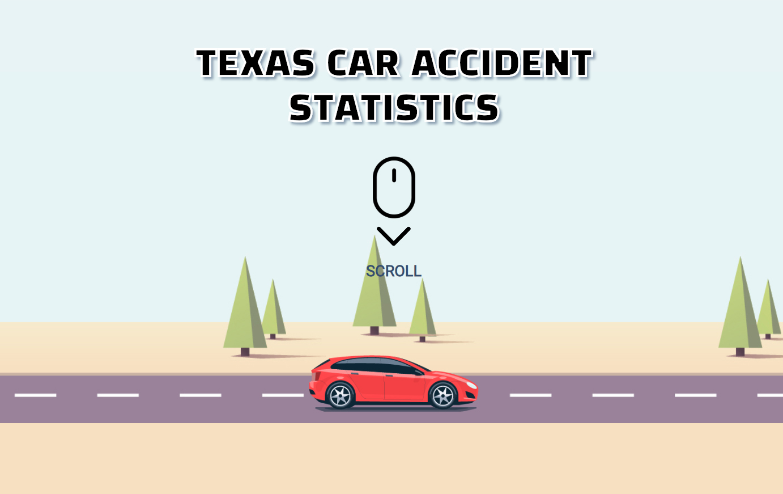 2018 Texas Car Accident Statistics   Interactive Infographic
