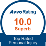 Avvo 10 rating - Travis