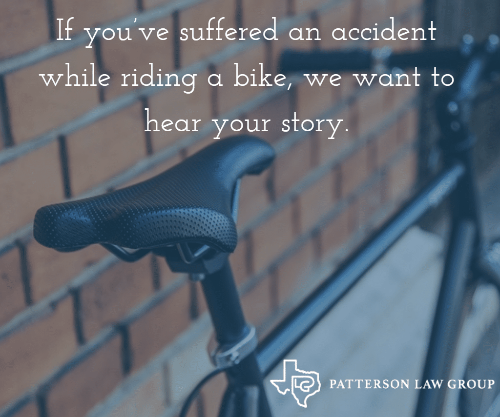 texas bicycle accident lawyers
