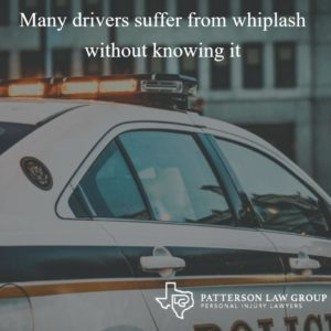 What You Should Know About Whiplash