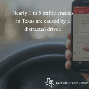 Fort Worth Distracted Driving Attorneys