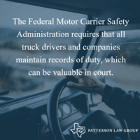 What Information Can Your Attorney Obtain After a Tractor Trailer Accident?