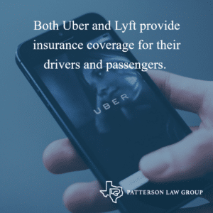 Texas Uber and Lyft Accident Liability
