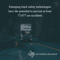 How to Potentially Prevent Thousands of Crashes Per Year with Truck Safety Technology