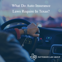 Overview Of Texas Auto Insurance Laws