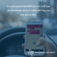 It's Distracted Driving Awareness Month – Put Away Your Phones Fort Worth