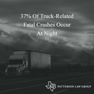 Night Trucking Accidents