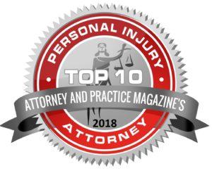 2018 Attorney & Practice Top 10