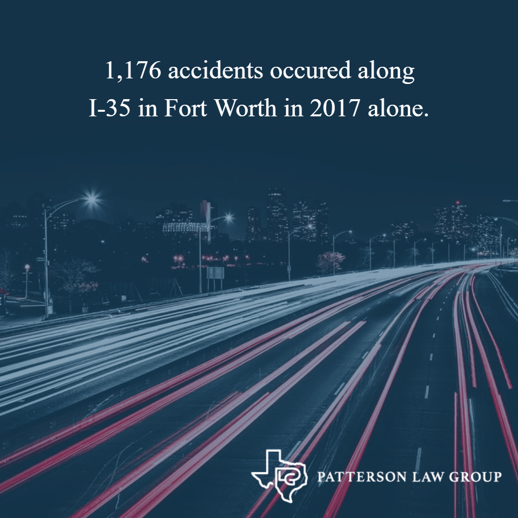 What To Do After An Accident On I-35 In Texas | Fort Worth Personal