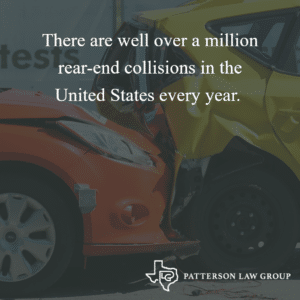 Rear-end collisions Texas