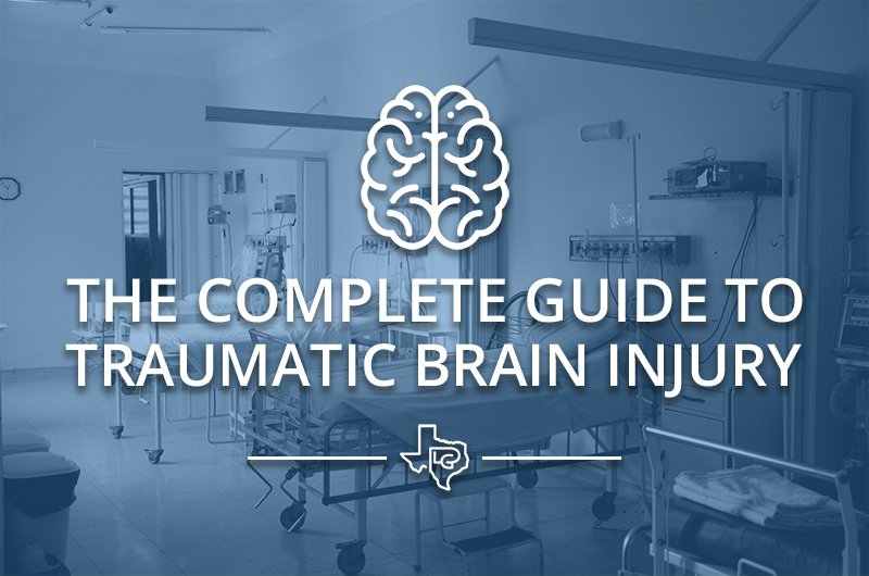 Complete Guide To Traumatic Brain Injury