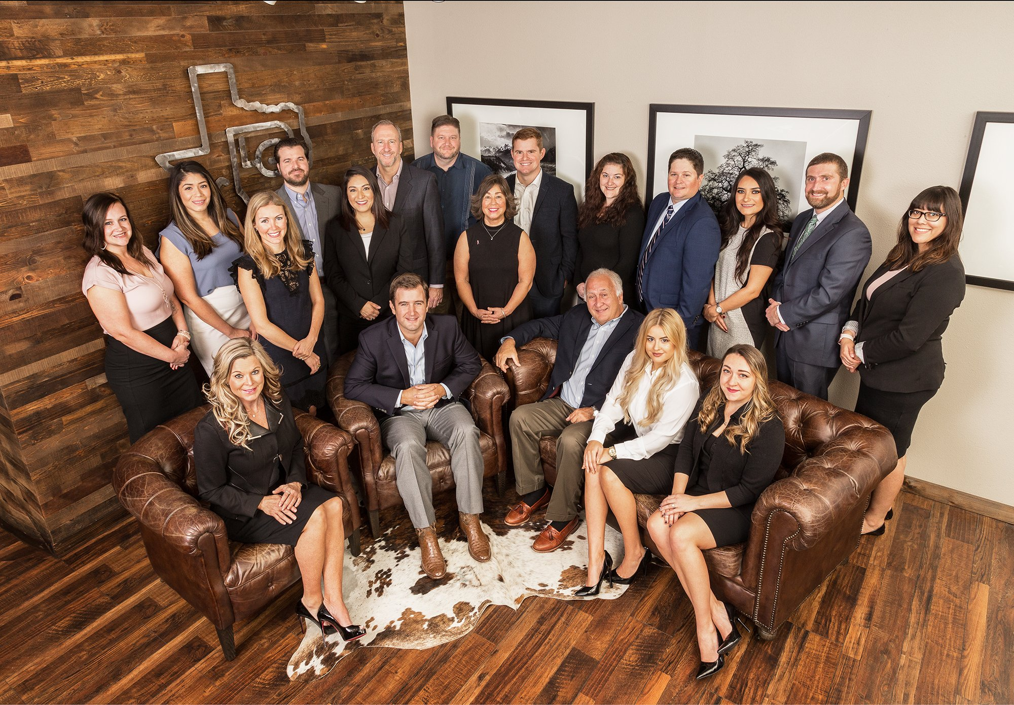 Patterson Law Group Team