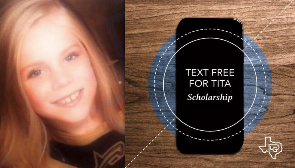 Text Free For Tita Scholarship