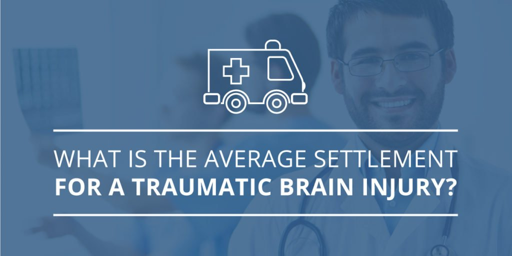 Average Traumatic Brain Settlement