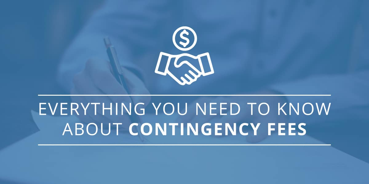 The Minimum You Should Know About Hiring a Lawyer on a Contingency Fee