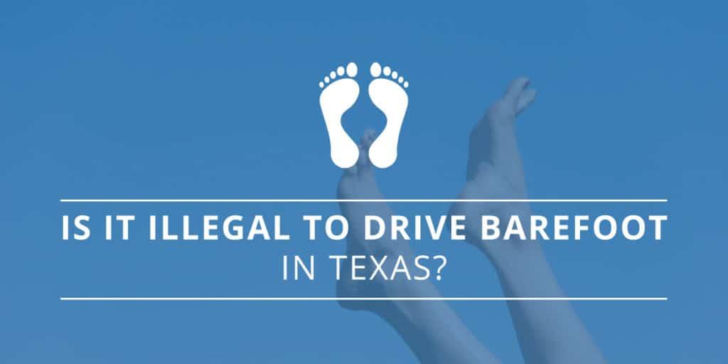 Texas Barefoot Driving
