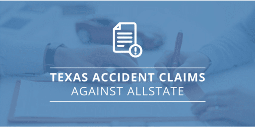 Allstate Texas Accident Claims