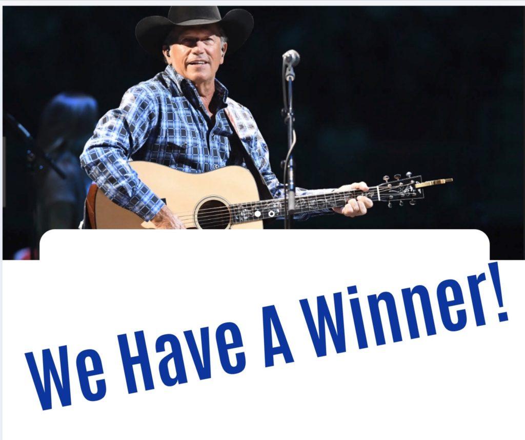 George Strait Concert Giveaway
