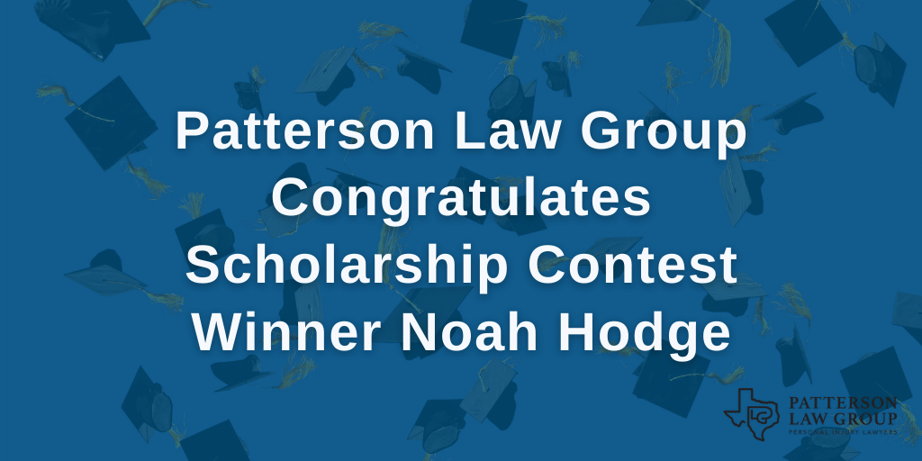 patterson law group scholarship