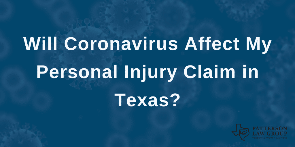 coronavirus personal injury lawyer