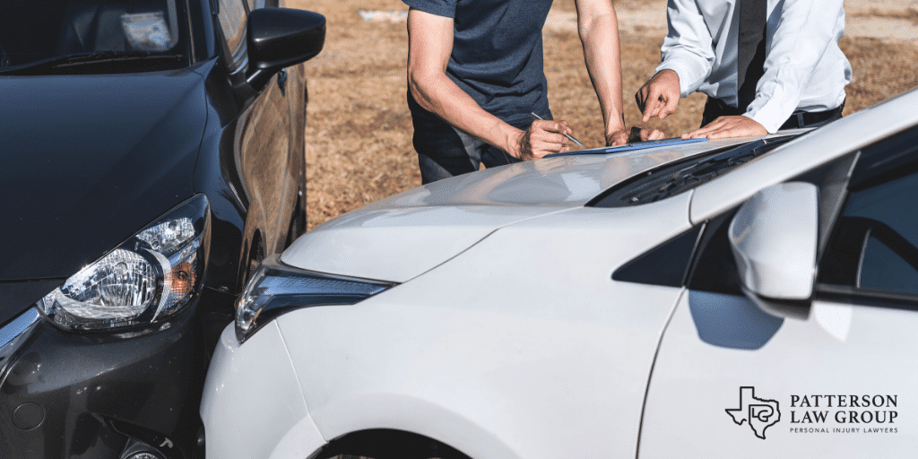 grand prairie car accident negligence