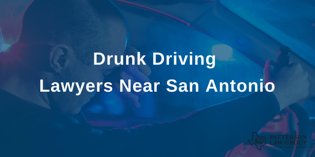 san antonio drunk driving lawyers