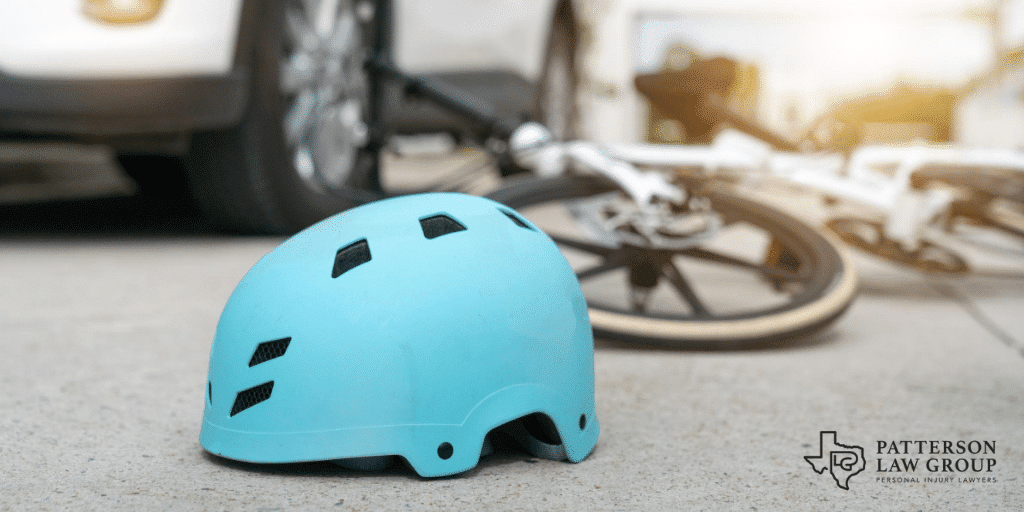 arlington bike accident injuries