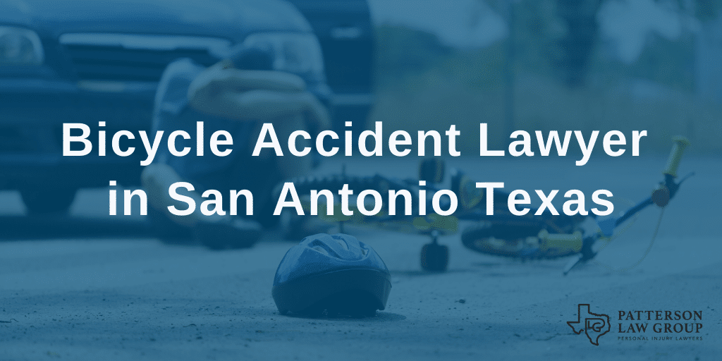 san antonio bicycle accident lawyer