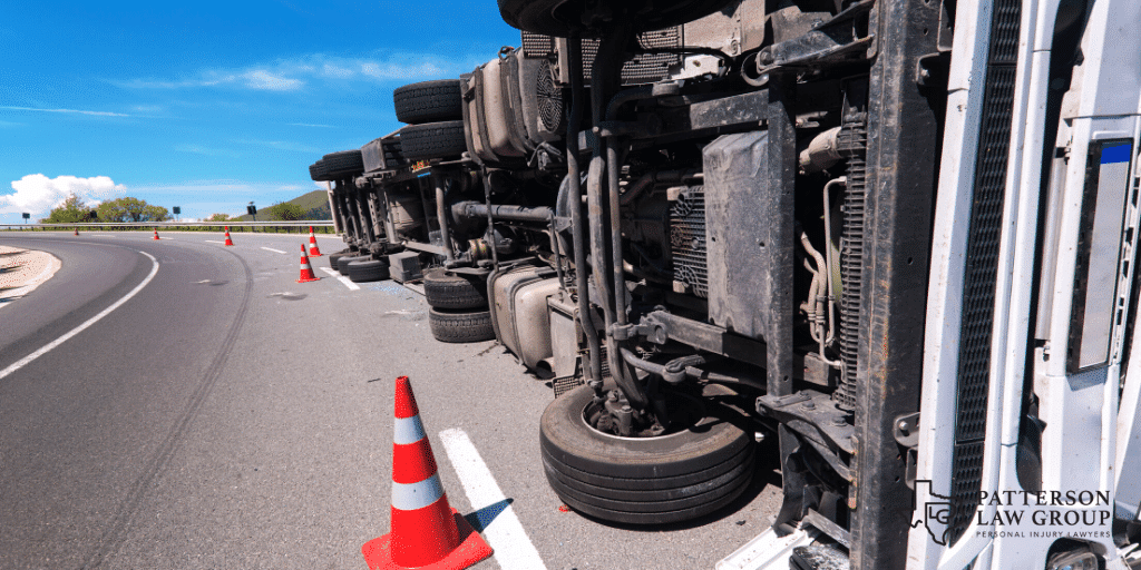 texas truck accident laws