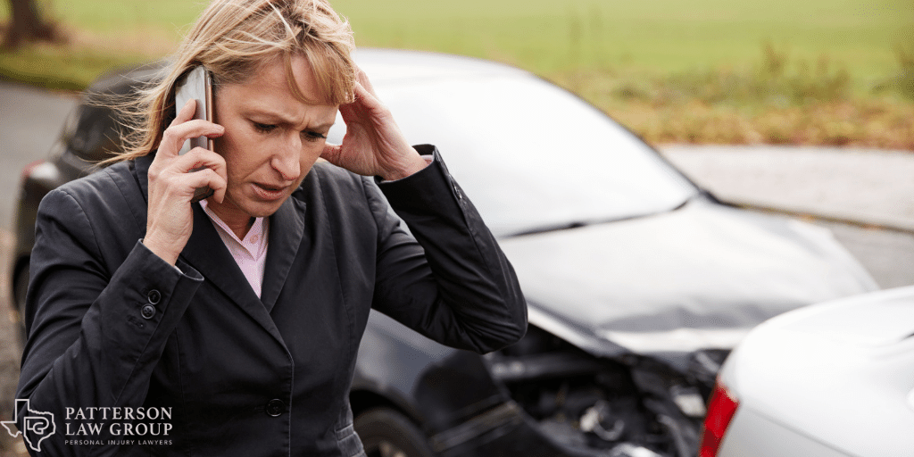 Car accident lawyer near Hurst, Texas