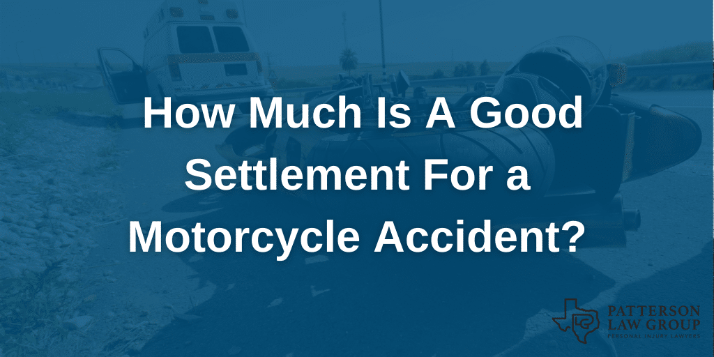 Fort Worth motorcycle accident lawyer