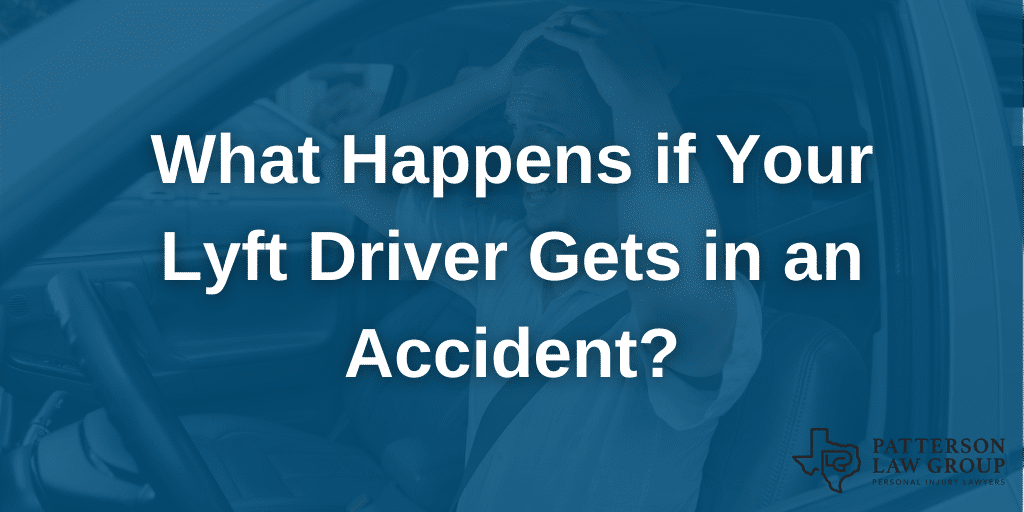Fort Worth Lyft car accident lawyer