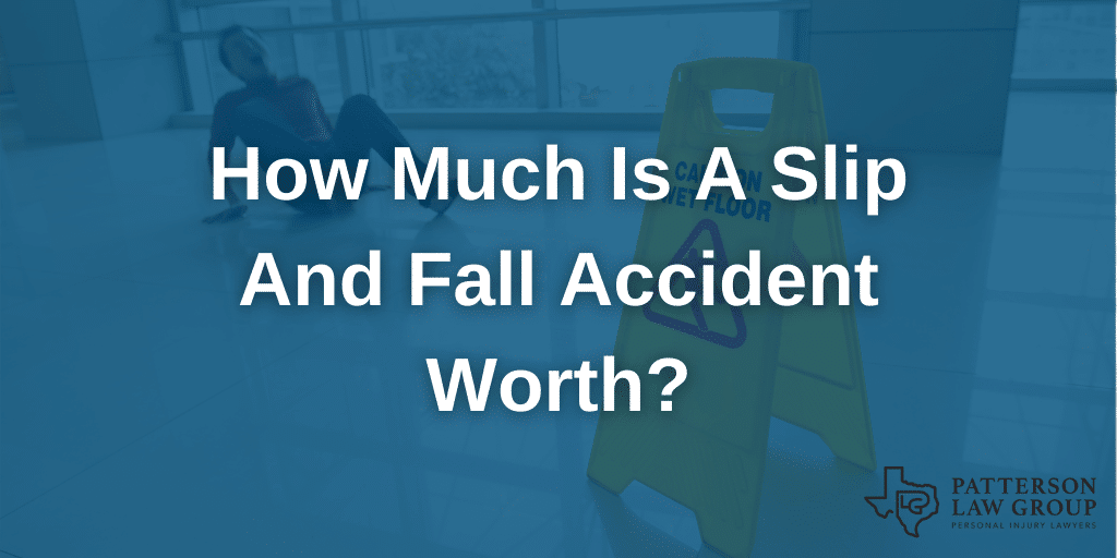 Slip and fall lawyer near Fort Worth