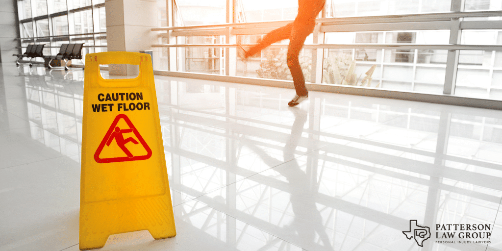 Fort worth slip and fall personal injury attorney