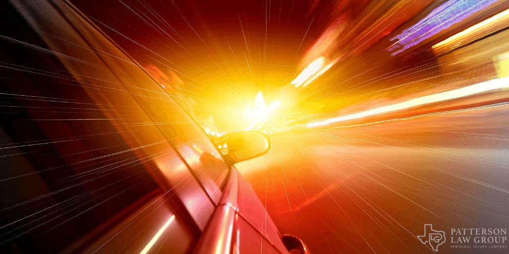Fort Worth Texas speeding car accident lawyers