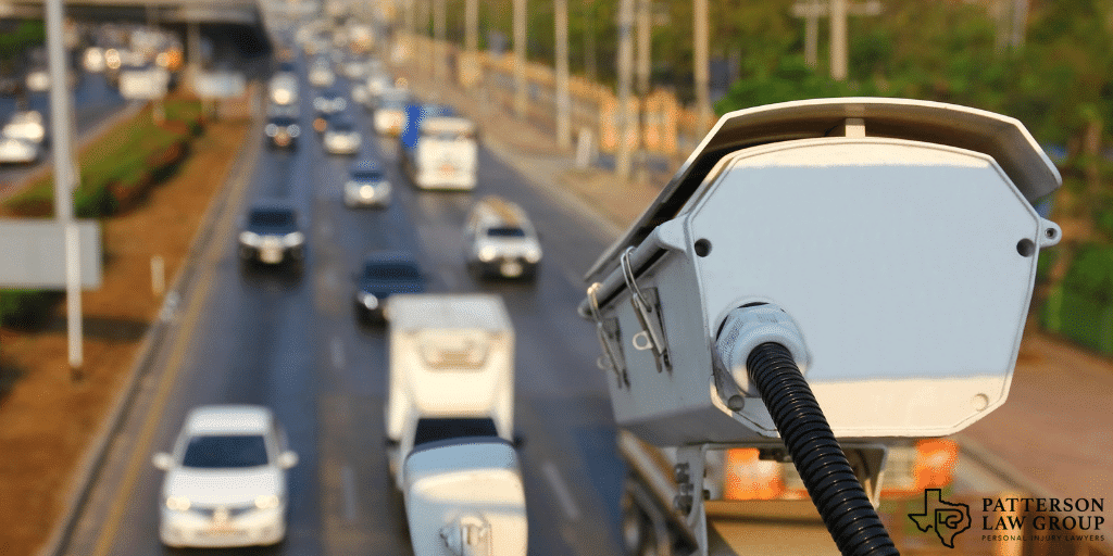 Traffic cameras used in personal injury cases